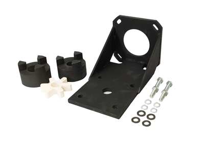 PM100T C-Face Right Angle Bracket/Coupling Kit