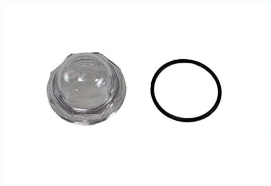 "2"" Sight Glass (O-ring only)"