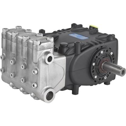 KT16A - High pressure, Triplex Plunger Pump