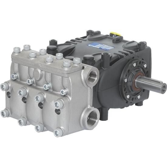 KT24A High pressure, Triplex Plunger Pump