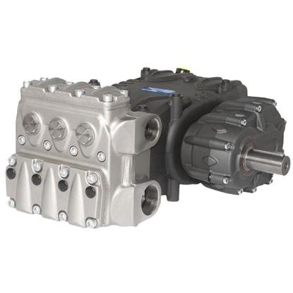 KS36A Triplex Plunger Pump