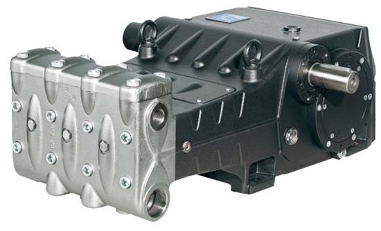 1750 RPM Triplex Plunger Pump