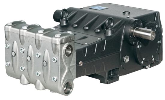 1500 RPM Triplex Plunger Pump