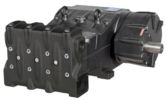 MK60A Plunger Pump