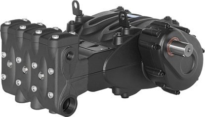 MWS36A Plunger Pump