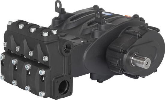 MWS50A Plunger Pump