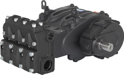 MWS55A Plunger Pump