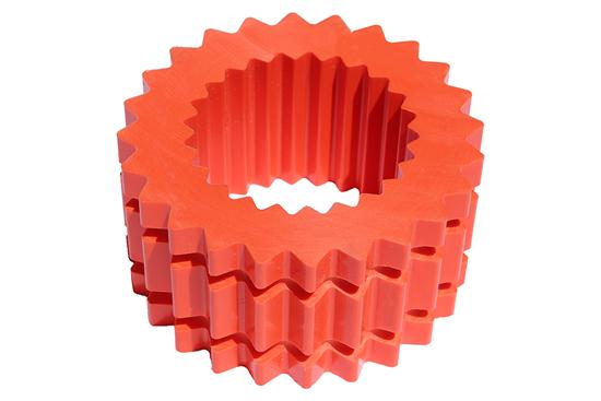 Flex Gear Style Coupling Insert
