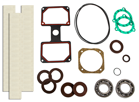 PM80T Rebuild Kit With Bearings