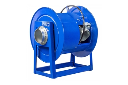 "COXREELS® Vacuum Hose Reel for 4""- 6"" Hose"