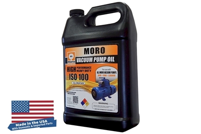 Moro Vacuum Pump Oil 1 Gallon