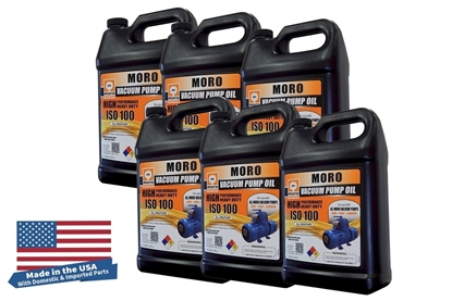 Moro USA Vacuum Pump Oil Case