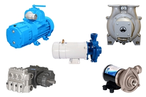 Picture for category Vane, Liquid Ring, Washdown, Jetter & Misc Pumps