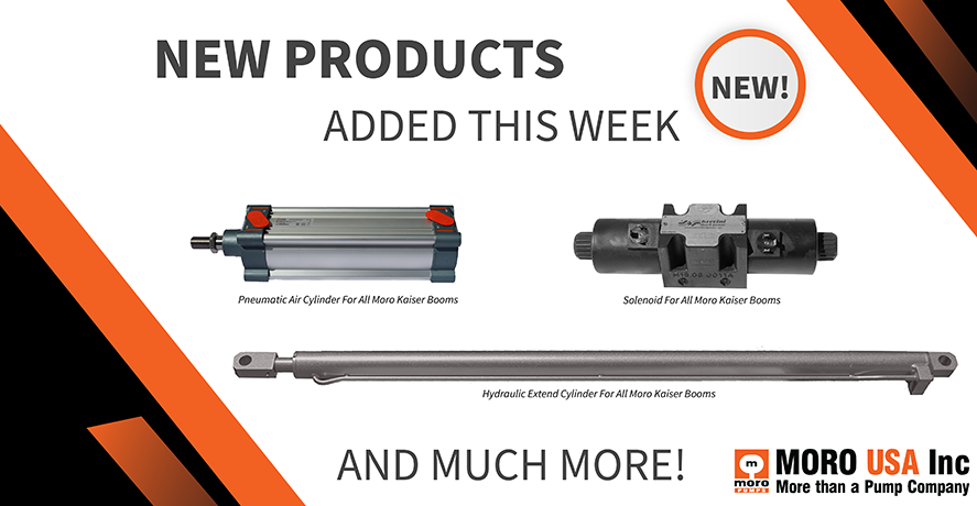Check out the new products added this week!