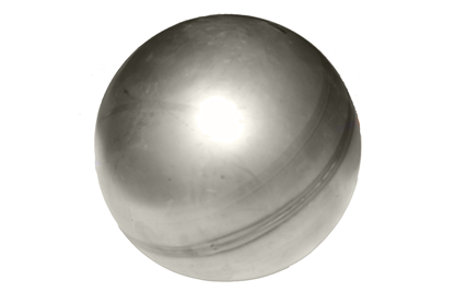 """Picture of 3"""" Stainless Steel Float Ball"""