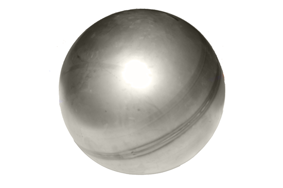 "Picture of 3"" Stainless Steel Float Ball"