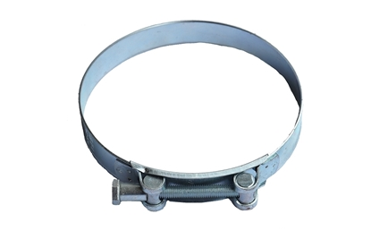 "Picture of 6"" Heavy Duty T-Bolt Hose Clamp"