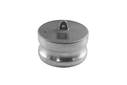 "Picture of 3"" DP Quick Couple Dust Plug"